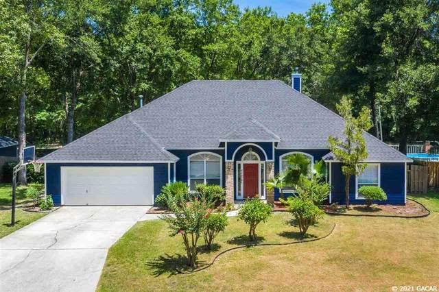 11541 NW 13th Lane, Gainesville, FL 32606 (MLS #445198) :: Abraham Agape Group
