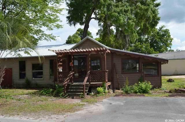 18683 High Springs Main Street, High Springs, FL 32643 (MLS #445224) :: Rabell Realty Group