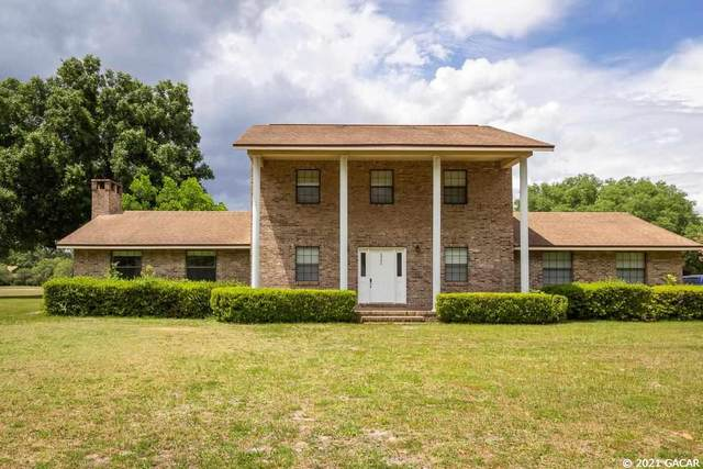 311 SW Airpark Glen, Lake City, FL 32025 (MLS #445250) :: The Curlings Group