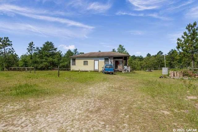 7186 Wesleyan Drive, Keystone Heights, FL 32656 (MLS #445270) :: The Curlings Group
