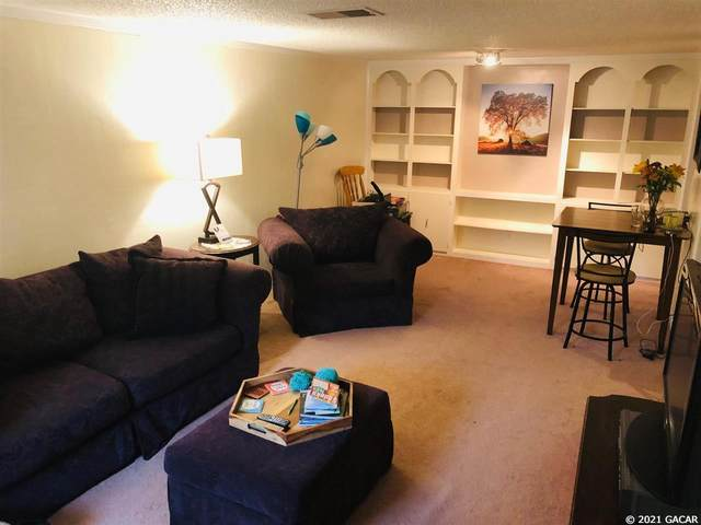 2490 SW 14th Drive #40, Gainesville, FL 32601 (MLS #445292) :: The Curlings Group