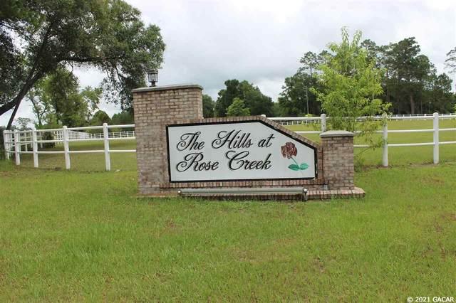 00000 Hill Creek Drive, Lake City, FL 32025 (MLS #445297) :: The Curlings Group