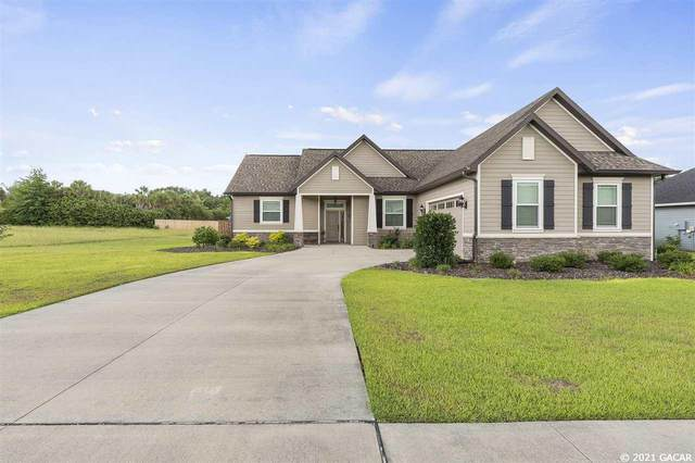 16209 NW 204th Street, High Springs, FL 32643 (MLS #445299) :: Rabell Realty Group