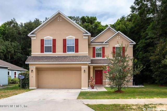 14282 NW 163rd Place, Alachua, FL 32615 (MLS #445300) :: Better Homes & Gardens Real Estate Thomas Group