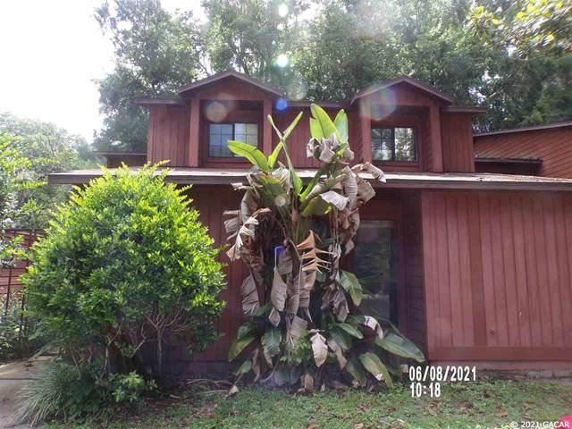903 SW 55 Terrace, Gainesville, FL 32607 (MLS #445315) :: Abraham Agape Group
