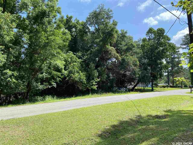 Lot 16 NW 14th Avenue, Gainesville, FL 32605 (MLS #445334) :: The Curlings Group