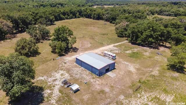 136 Depot Road, Hawthorne, FL 32640 (MLS #445336) :: Better Homes & Gardens Real Estate Thomas Group