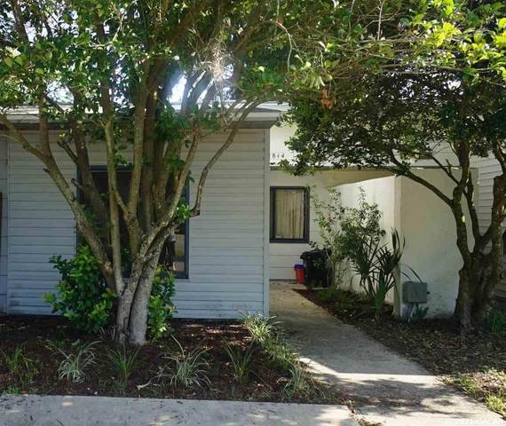 2844 SW 39TH Avenue, Gainesville, FL 32608 (MLS #445357) :: The Curlings Group