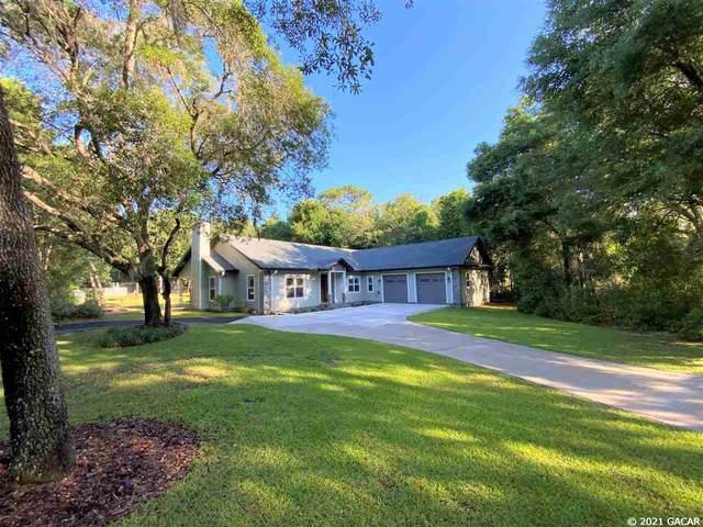 6920 Winterberry, Keystone Heights, FL 32656 (MLS #445367) :: Better Homes & Gardens Real Estate Thomas Group
