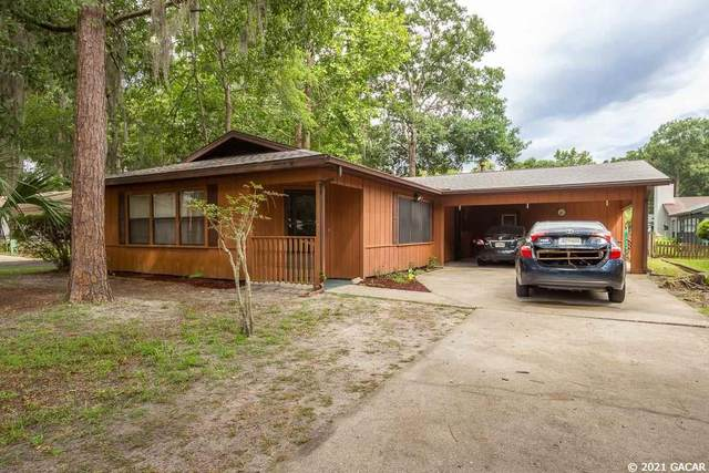 9151 NW 37 Circle, Gainesville, FL 32653 (MLS #445390) :: Abraham Agape Group