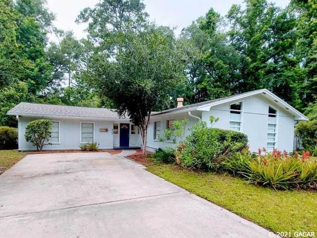 4706 NW 42nd Street, Gainesville, FL 32606 (MLS #445392) :: Abraham Agape Group