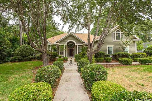 2136 SW 106th Drive, Gainesville, FL 32607 (MLS #445395) :: The Curlings Group