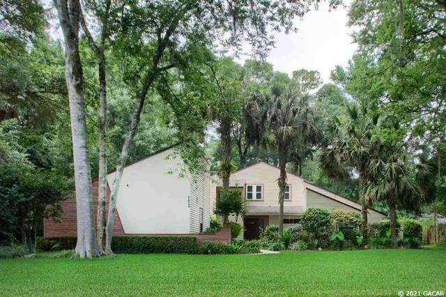8424 SW 5th Place, Gainesville, FL 32607 (MLS #445399) :: The Curlings Group