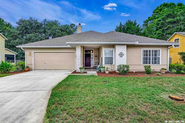 4314 NW 36th Drive, Gainesville, FL 32605 (MLS #445403) :: The Curlings Group