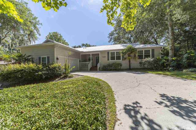 529 NW 99th Terrace, Gainesville, FL 32607 (MLS #445406) :: The Curlings Group