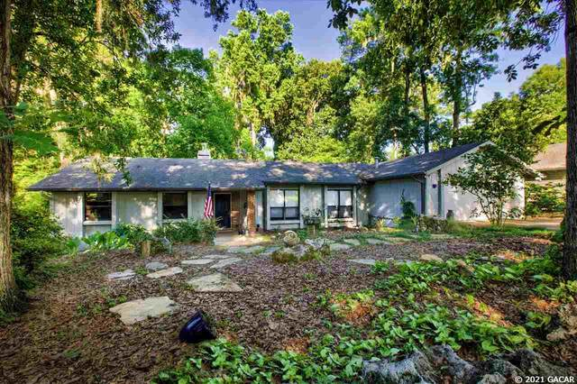 2321 NW 59TH Terrace, Gainesville, FL 32606 (MLS #445408) :: The Curlings Group
