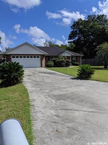 25046 SW 19TH Avenue, Newberry, FL 32669 (MLS #445413) :: Abraham Agape Group