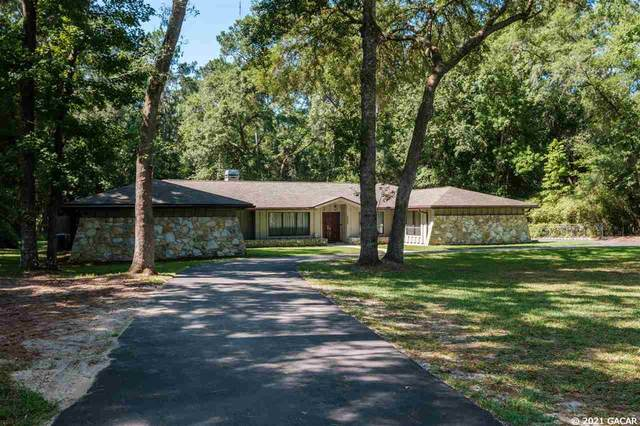 5525 NW 55 Lane, Gainesville, FL 32653 (MLS #445414) :: The Curlings Group