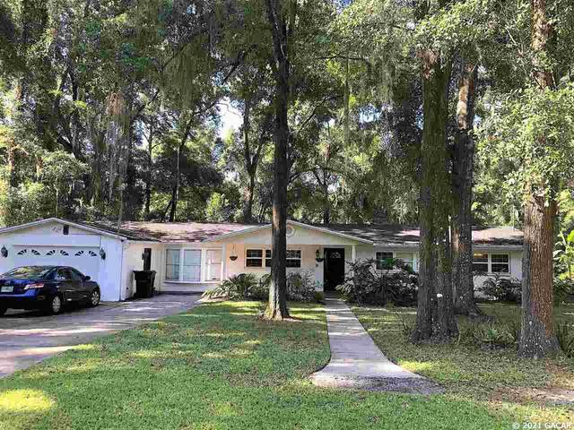 5111 NW 4th Place, Gainesville, FL 32607 (MLS #445418) :: The Curlings Group