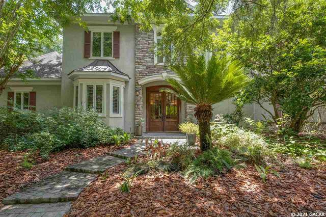 5406 NW 88th Street, Gainesville, FL 32608 (MLS #445420) :: The Curlings Group