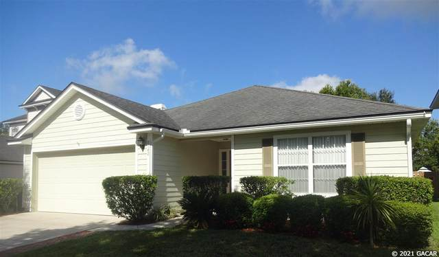 8142 NW 51st Drive, Gainesville, FL 32653 (MLS #445426) :: The Curlings Group