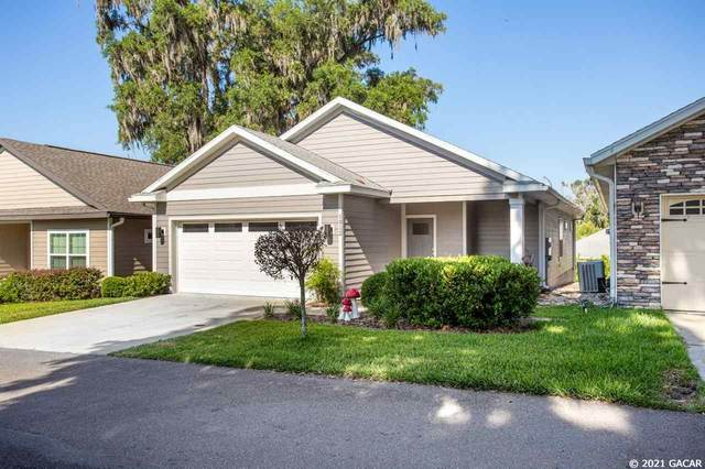 1512 NW 120TH Way, Gainesville, FL 32606 (MLS #445432) :: The Curlings Group