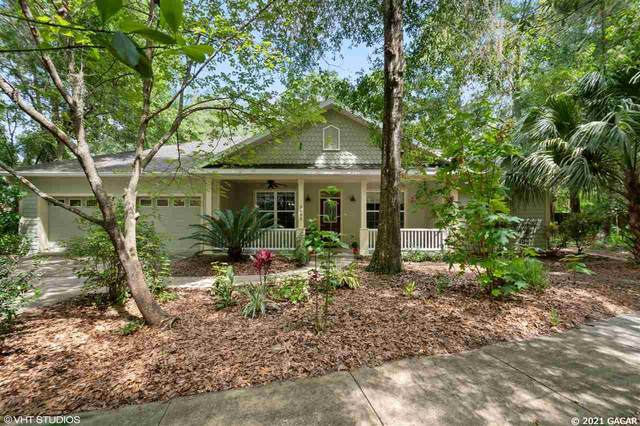 3883 SW 21ST Drive, Gainesville, FL 32608 (MLS #445434) :: The Curlings Group