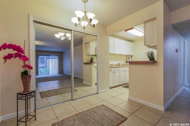 1700 SW 16th Court M-6, Gainesville, FL 32608 (MLS #445438) :: Pepine Realty