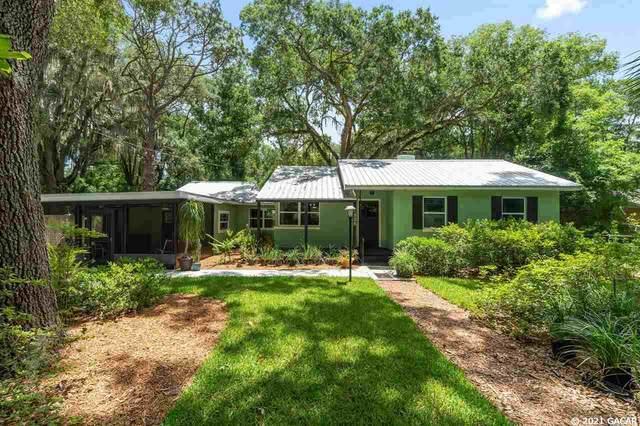 1505 NE 9th Street, Gainesville, FL 32601 (MLS #445445) :: Pepine Realty