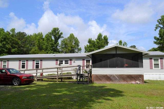 6017 SW County Road 239, Lake Butler, FL 32054 (MLS #445470) :: Better Homes & Gardens Real Estate Thomas Group