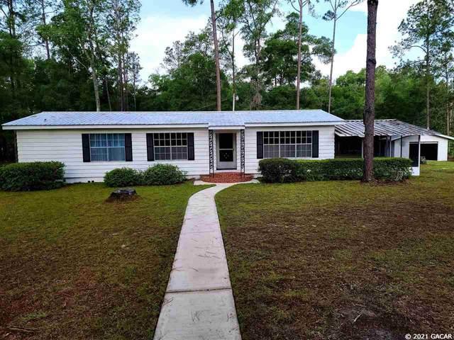8550 NE 67 Lane, Bronson, FL 32621 (MLS #445497) :: Better Homes & Gardens Real Estate Thomas Group