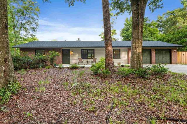 2506 NW 31st Terrace, Gainesville, FL 32605 (MLS #445531) :: Better Homes & Gardens Real Estate Thomas Group