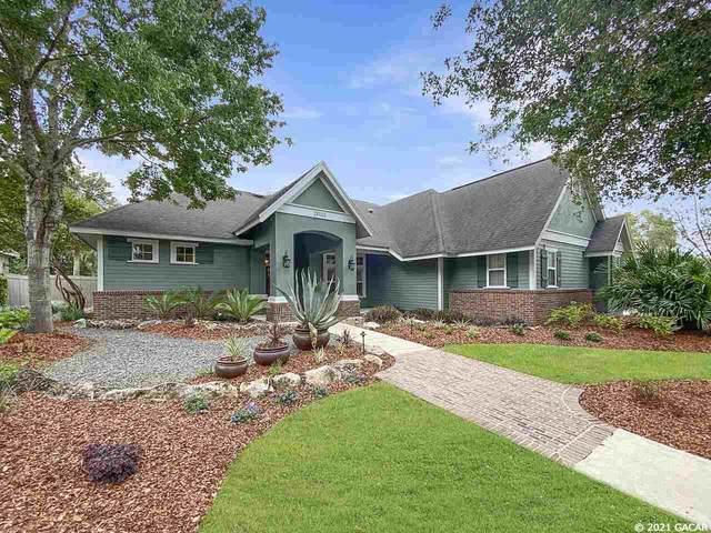 13552 NW 9TH, Newberry, FL 32669 (MLS #445553) :: Abraham Agape Group