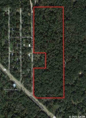 000 SE 51st Street, Gainesville, FL 32641 (MLS #445557) :: Abraham Agape Group