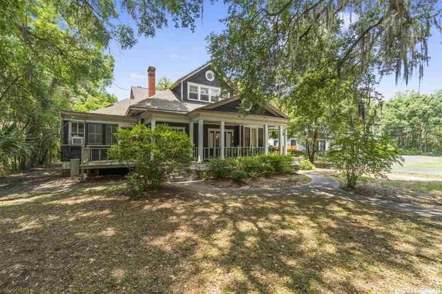 20 NE 8th Street, Gainesville, FL 32601 (MLS #445575) :: Abraham Agape Group