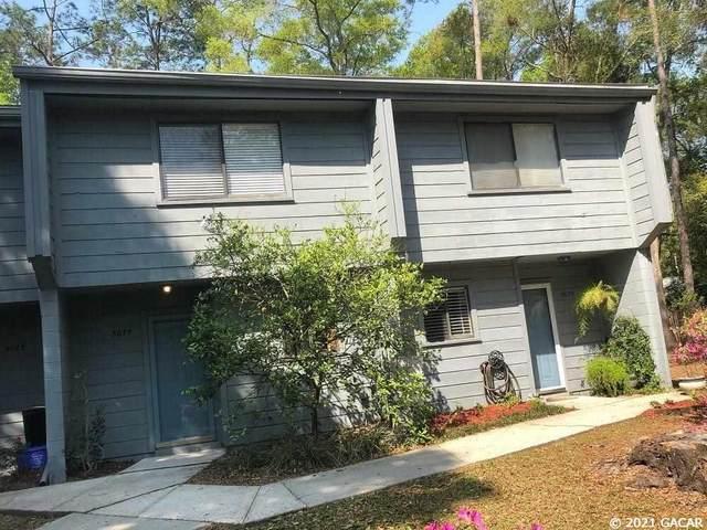 3075 NW 28th Circle #11, Gainesville, FL 32605 (MLS #445579) :: Abraham Agape Group