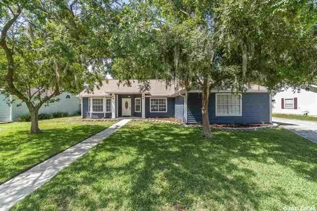 4144 NW 59TH Avenue, Gainesville, FL 32653 (MLS #445585) :: Abraham Agape Group