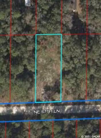 10191 NE 67th Lane, Bronson, FL 32621 (MLS #445606) :: Abraham Agape Group