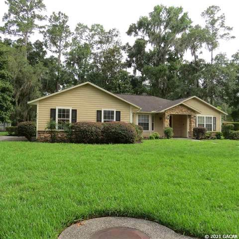 4013 NW 30th Place, Gainesville, FL 32606 (MLS #445610) :: Abraham Agape Group