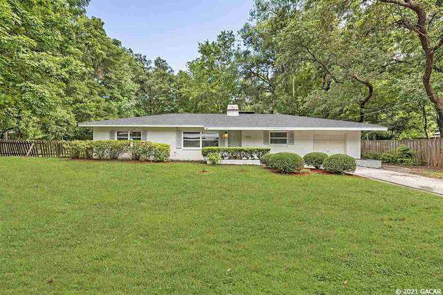 2609 NW 10th Avenue, Gainesville, FL 32605 (MLS #445616) :: Abraham Agape Group