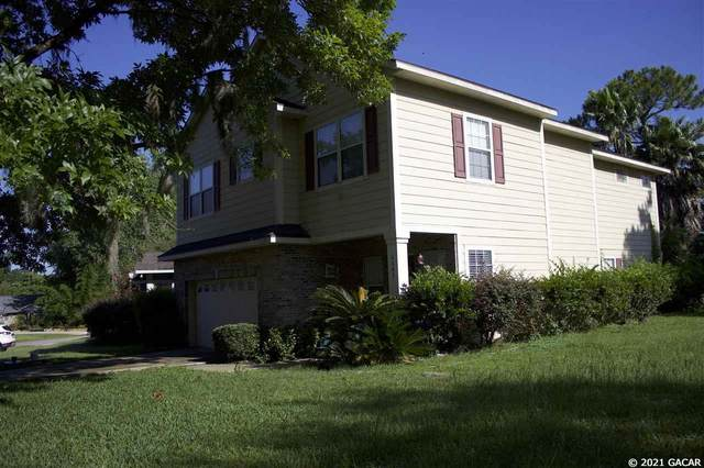 6302 NW 109TH Place, Alachua, FL 32615 (MLS #445623) :: Abraham Agape Group