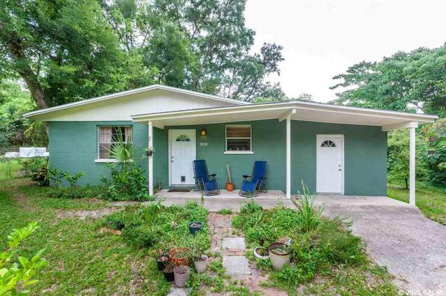 3081 SE 18TH Avenue, Gainesville, FL 32641 (MLS #445624) :: Abraham Agape Group