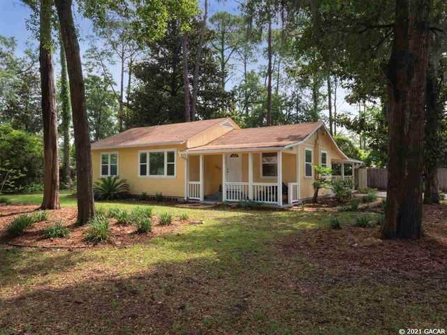 1803 NE 8 Street, Gainesville, FL 32609 (MLS #445625) :: Abraham Agape Group