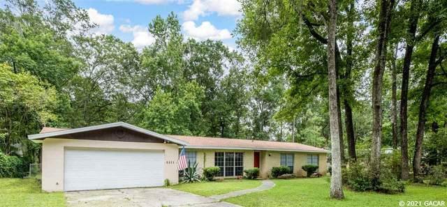 5511 NW 32 Street, Gainesville, FL 32653 (MLS #445626) :: Abraham Agape Group