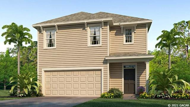 1436 NW 136th Terrace, Newberry, FL 32669 (MLS #445635) :: Pepine Realty