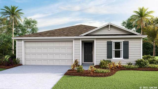 24368 NW 8th Place, Newberry, FL 32669 (MLS #445645) :: Pepine Realty
