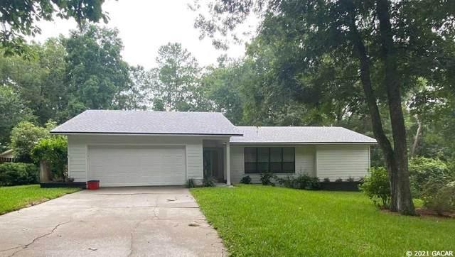 1410 NW 94 Street, Gainesville, FL 32606 (MLS #445646) :: Abraham Agape Group