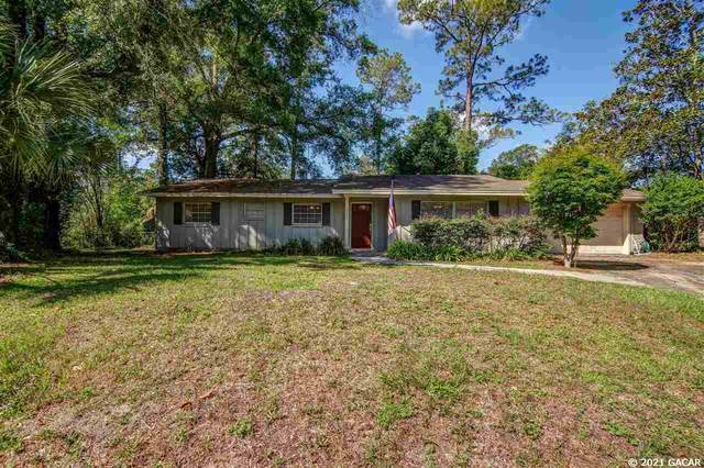 2251 NW 20TH Court, Gainesville, FL 32605 (MLS #445647) :: Pepine Realty