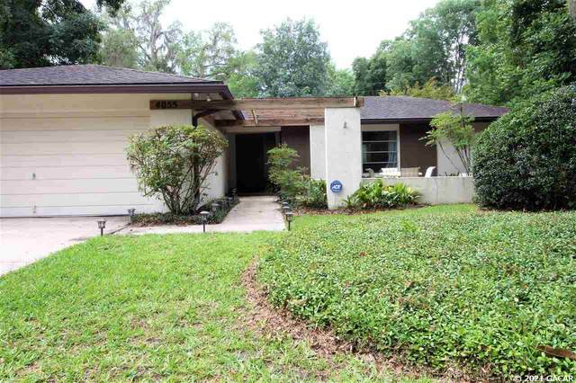 4055 NW 34 Place, Gainesville, FL 32607 (MLS #445678) :: Better Homes & Gardens Real Estate Thomas Group