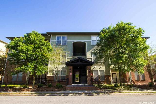 1257 SW 9TH Road #309, Gainesville, FL 32601 (MLS #445698) :: Abraham Agape Group